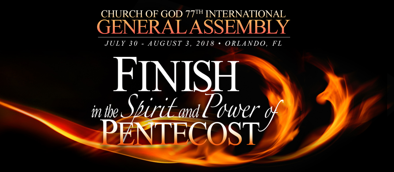 Church of God 77th General Assembly 2018